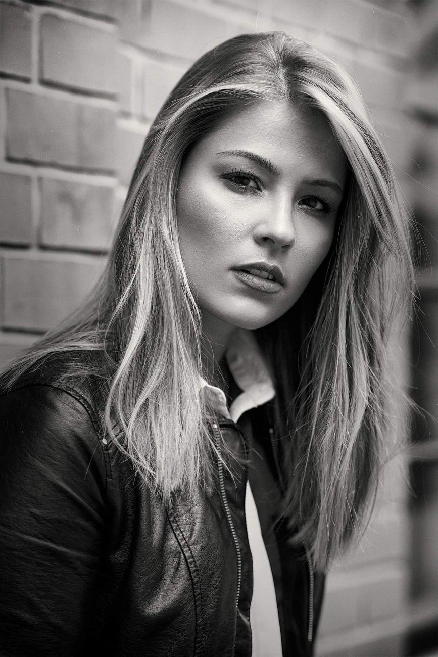 Ilona Borkiewicz-Stopa Modelka